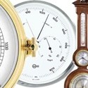 Altimeters and barometers
